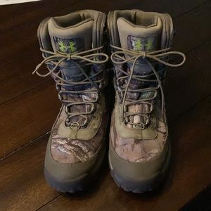 Under Armour Camouflage Brow Tine Boots